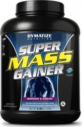 Dymatize Syper Mass Gainer Berries n Crean 6LB