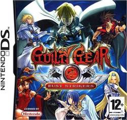 Guilty Gear Dust Strikers DS