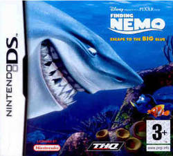 Finding Nemo Escape to the Big Blue DS