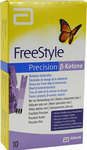 Abbott FreeStyle Precision β-ketone 10τμχ