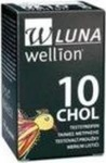 Wellion Luna CHOL 10τμχ
