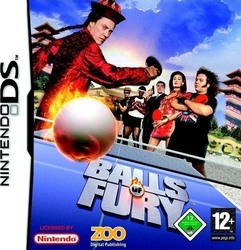 Balls of Fury DS