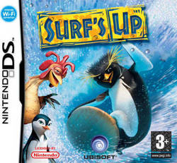 Surf's Up DS