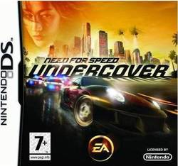 Need for Speed Undercover DS