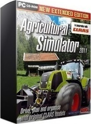 Agricultural Simulator 2011: Extended Edition PC