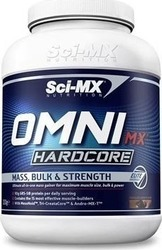Sci-MX Omni-MX Hardcore Strawberry 2.030kg