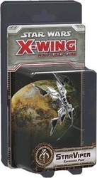 Fantasy Flight Star Wars X-Wing: StarViper Expansion Pack