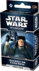 Fantasy Flight Star Wars The Card Game: Assault on Echo Base Force Pack