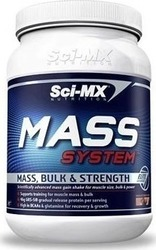 Sci-MX Mass System Strawberry 2kg