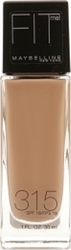 Maybelline Fit Me! Liquid Foundation Spf 18 315 Soft Honey 30ml