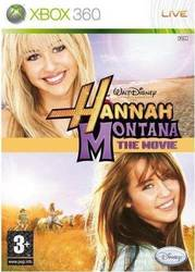 Hannah Montana The Movie XBOX 360