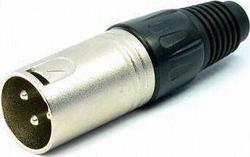 Audio Master XLR male (TX064)