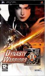 Dynasty Warriors PSP