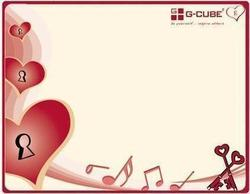 G-Cube Enchanted Collection Heart