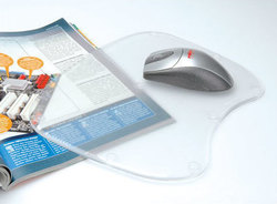 Roline Mouse Pad Clear