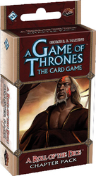Fantasy Flight A Game of Thrones: A Roll of the Dice Chapter Pack