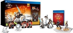 Disney Infinity: Star Wars Starter Pack Saga Bundle - 3.0 Edition PS4