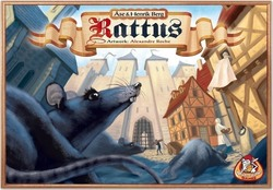 Z-Man Games Rattus