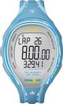Timex Ironman Tap Sleek 250Lap Blue