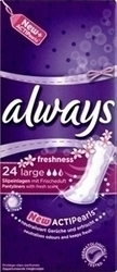 Always Freshness Large 24τμχ
