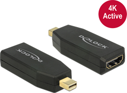 DeLock mini DisplayPort male - HDMI female (65581)