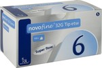 Novo Nordisk NovoFine 32G 6mm 100τμχ