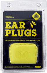 Ministry Of Sound High Fidelity Hearing Protector Earplug ER-20S