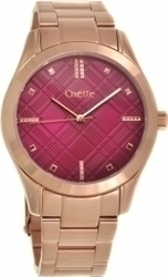 Oxette Rose Gold Stainless Steel Bracelet 11X05-00424