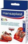 Hansaplast Kids Cars 16τμχ