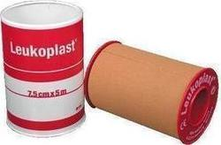 BSN Medical Leukoplast 7.5cm x 5m Με Κάλυμμα