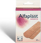 Alfa-Gauze Alfaplast Smooth 60mm x 10mm 10τμχ