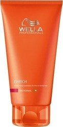 Wella Professionals Enrich Moisturising Conditioner (Fine/Normal) 200ml
