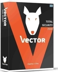 Vector Total Security 2016 (1 Licence , 1 Year) Scratch Card