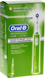 Oral-B Professional Care 500 Colour Edition Green
