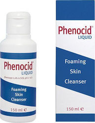 Health Art Phenocid Liquid Skin Cleanser 150ml