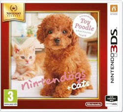Nintendogs + Cats Toy Poodle & New Friends (Selects) 3DS