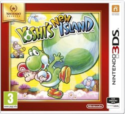 Yoshi's New Island (Selects) 3DS