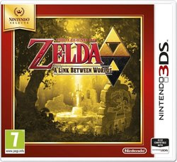 The Legend of Zelda: A Link Between Worlds (Selects) 3DS