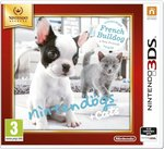 Nintendogs + Cats French Bulldog & New Friends (Selects) 3DS
