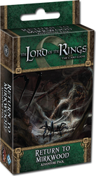 Fantasy Flight The Lord of the Rings: Return to Mirkwood