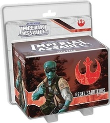 Fantasy Flight Star Wars Imperial Assault: Rebel Saboteurs Ally Pack