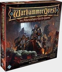Fantasy Flight Warhammer Quest: The Adventure Card Game
