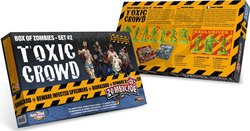 Guillotine Games Zombicide: Toxic Crowd Expansion