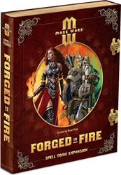 Arcane Wonders Mage Wars: Forged In Fire Expansion