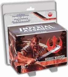 Fantasy Flight Star Wars Imperial Assault: Wookiee Warriors Ally Pack