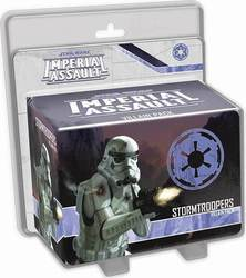 Fantasy Flight Star Wars Imperial Assault: Stormtroopers Villain Pack