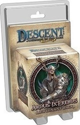 Fantasy Flight Descent Journeys in the Dark: Lieutenant Miniature Ardus Ix'Erebus