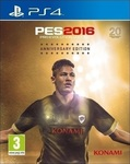 Pro Evolution Soccer 2016 (Anniversary Edition) PS4