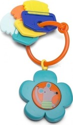 Suavinex Musical Teether Blue 0m+ 1τμχ