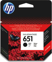 HP 651 Black (C2P10AE)